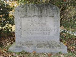 Annie Louise <i>Wiley</i> Bussells