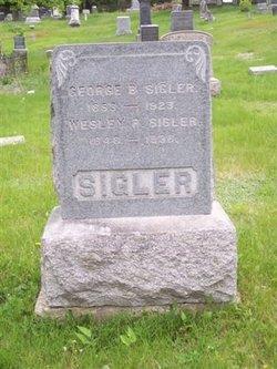 George B Sigler