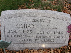 Pvt Richard H. Gill
