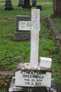 Ethel <i>Tobin</i> Greenwald