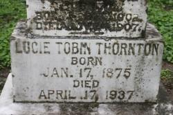 Lucie <i>Tobin</i> Thornton