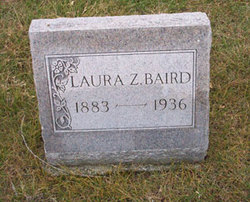 Laura Zuleika <i>Pierce</i> Baird