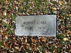 Bertha L Ake