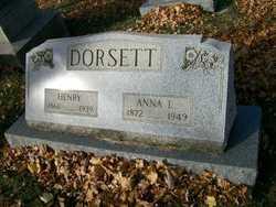 Anna Laura <i>Smith</i> Dorsett