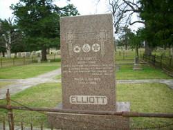 Judge Charles E Elliott