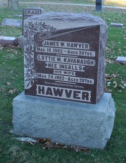 James W. Hawver