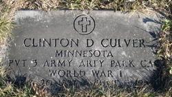 Clinton D. Culver