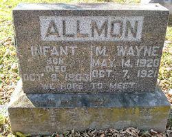 Infant Allmon