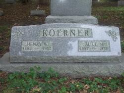 Henry William Koerner