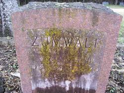 Susan Susie <i>Miller</i> Zumwalt
