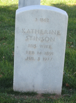 Katherine Stinson