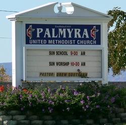 Palmyra United Methodist Church Cemetery