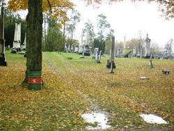 Lysander Union Cemetery