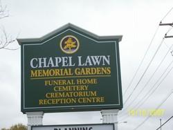 Chapel Lawn Memorial Gardens
