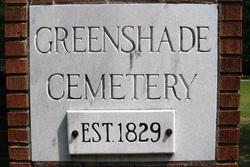 Greenshade Cemetery