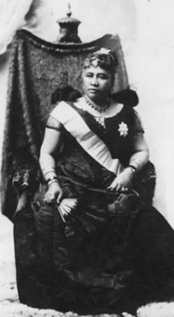 Lili'uokalani Kamaka�eha