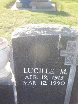 Lucille M Bennett