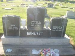 Babe Bennett