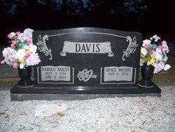 Harold Major Bailey Davis