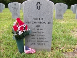 Willie Pete Hutchinson, Jr