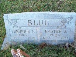 Easter J. Blue