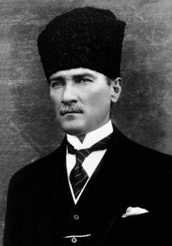 Mustafa Kemal Atat�rk