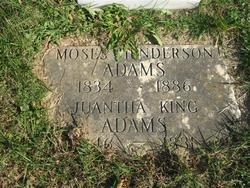 Pvt Moses Henderson Adams