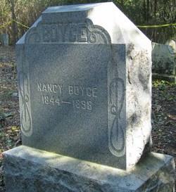 Nancy <i>James</i> Boyce