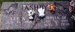 Orpha M Ashby