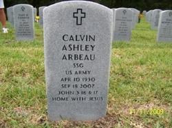 Calvin Ashley Arbeau