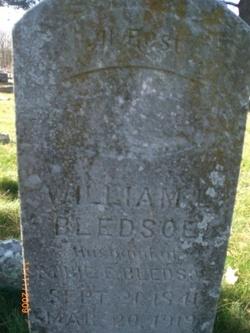 William Lewis Bledsoe