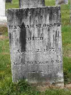 Hannah Slosson