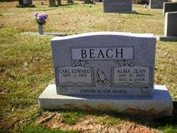 Alma Jean Beach