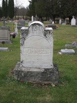 Anna <i>Kurten</i> Johnson