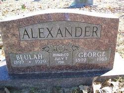 George Bennett Alexander
