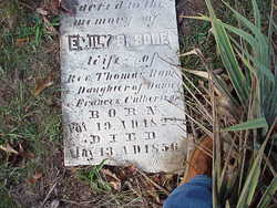 Emily S. <i>Culbertson</i> Bone