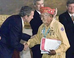 John Navajo Code Talker Brown, Jr