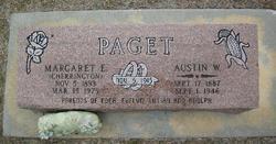 Margaret Ellen <i>Cherrington</i> Paget