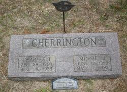 Minnie M. Cherrington