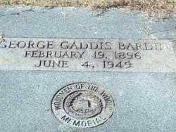 George Gaddis Bardin, Sr