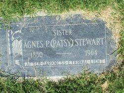 Agnes Pearl Patsy Stewart