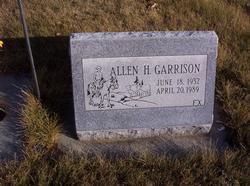 Allen H Garrison