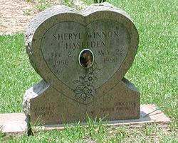 Sheryl <i>Winnon</i> Haselden