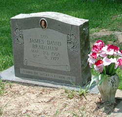 James David Bradshaw