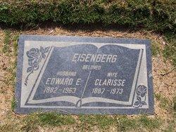 Clarisse M. <i>Williams</i> Eisenberg