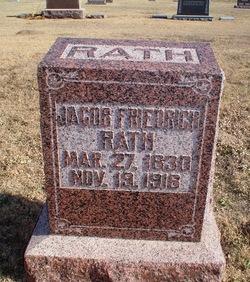 Jacob Friedrich Rath