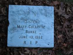 Sr Mary Collette Burke