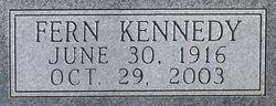 Georgia Fern <i>Kennedy</i> Cook