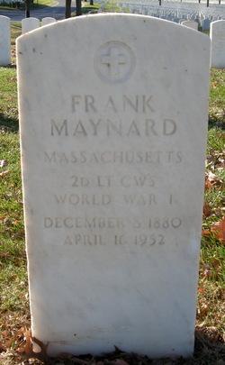 Francis Xavier Joseph Maynard