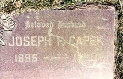 Joseph Frank Capek